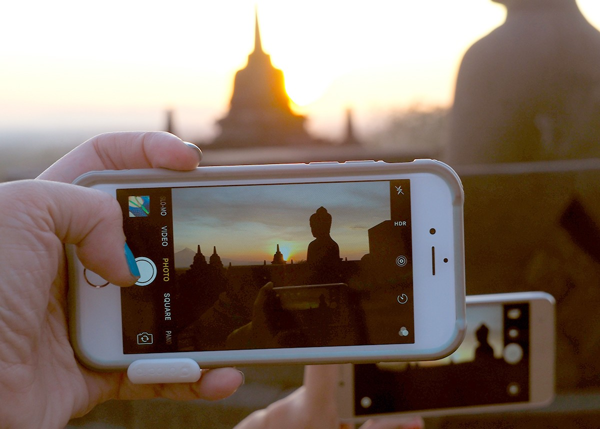Borobudur Inception Photo