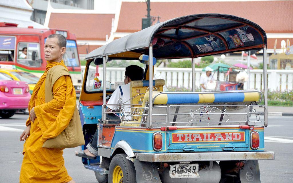 Sawasdee ka, Bangkok
