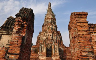 Easy Day Trip from Bangkok to the Historic Ayutthaya
