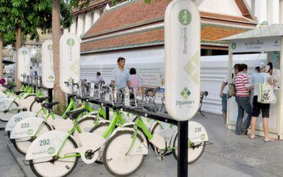 Green Bangkok Bike
