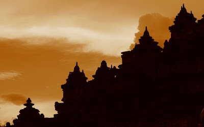 Karma 101: Temple of Borobudur