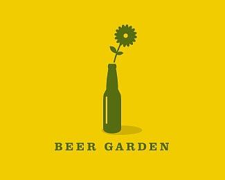 sean heisler beer garden logo