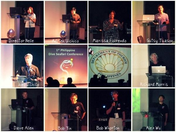 Philippine Dive Seafari Presentors