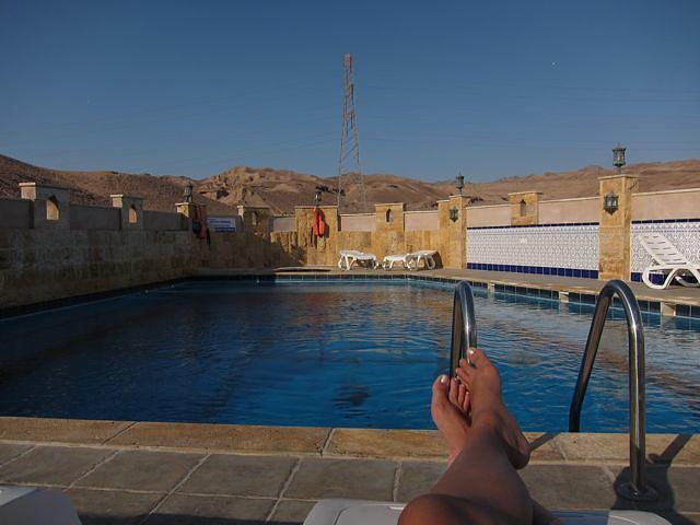 Arab Dive Village