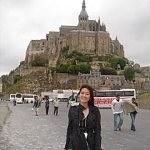 Majestic Mont St. Michel