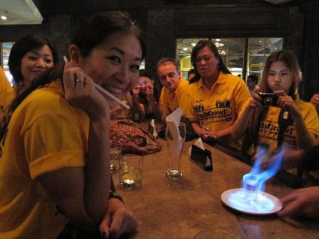 Pub Crawl Manila