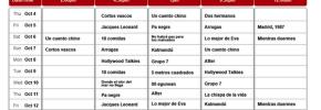 Spanish Film Festival Manila Schedule 2012