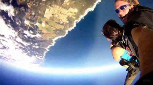 Skydiving South Africa Plettenberg