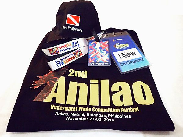 2nd Anilao UW Photo Competition Festival