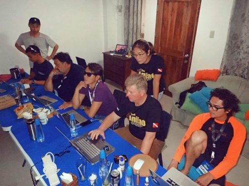 anilao photo competition 2014 judges