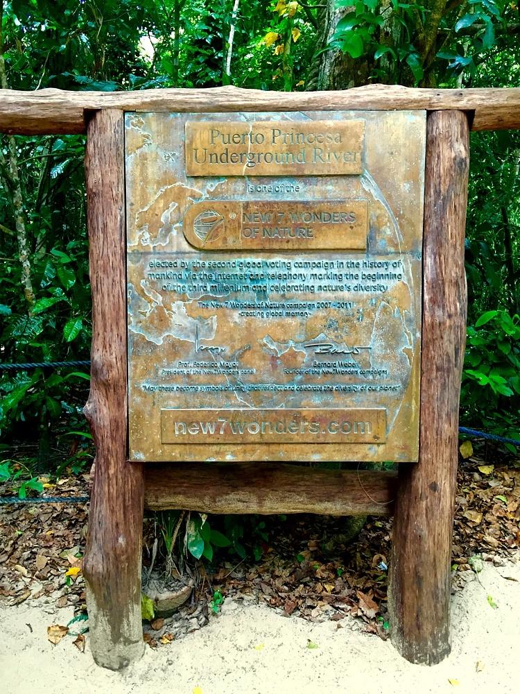Puerto Princesa Underground River new 7 wonder
