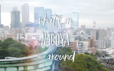 Things to do in Nagoya Japan and around