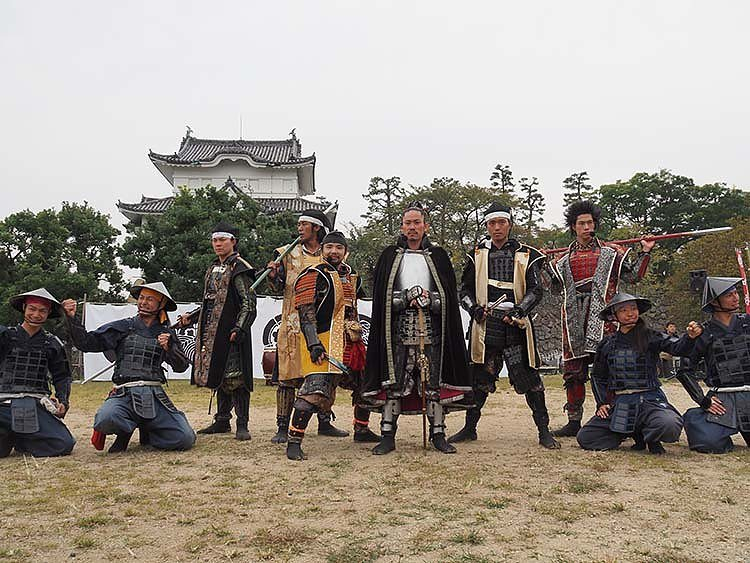 Nagoya Omotenashi Bushotai