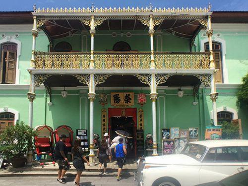 Top Attractions in Penang Pinang Paranakan Mansion