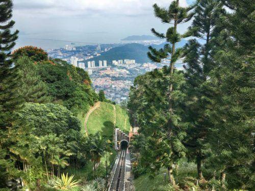Top Attractions in Penang Penang Hill
