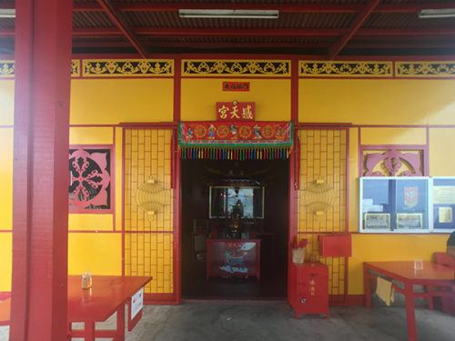 Top Attractions in Penang Chew Clan Jetty
