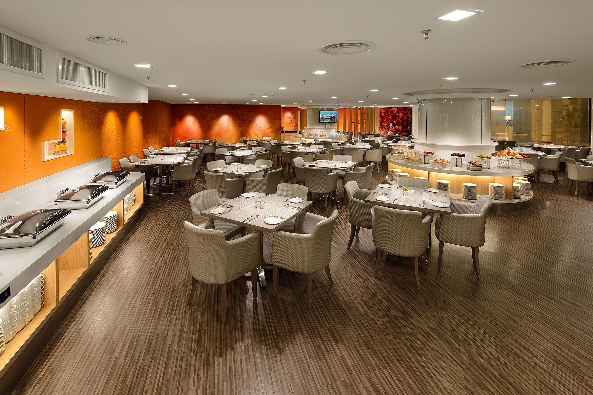 Sunway Hotel Georgetown Sun Cafe
