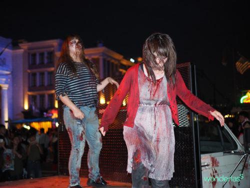 Street Zombie USJ Halloween