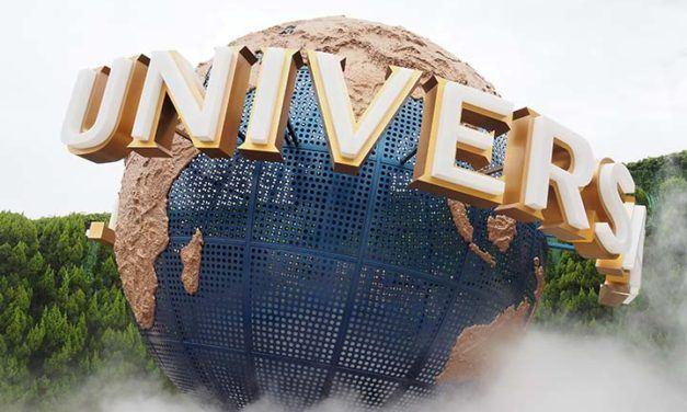 Magic and Halloween at Universal Studios Japan