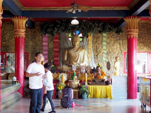 Kaho Tao Temple Hua Hin