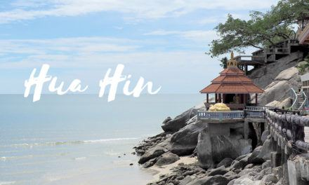 Day Trip from Bangkok — Hua Hin