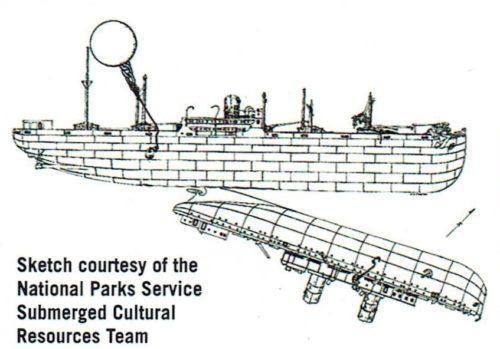 Tokai Maru SMS Cormoran 2