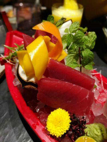 Ume Japanese Cuisine Bail Hotel Cebu
