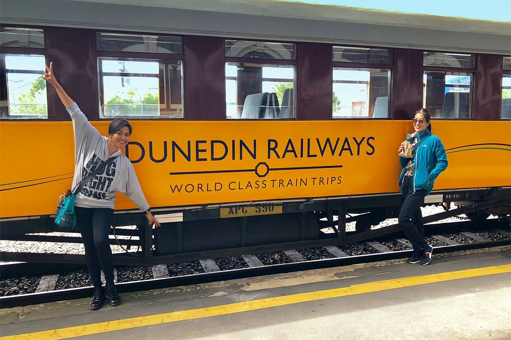 Dunedin Railways