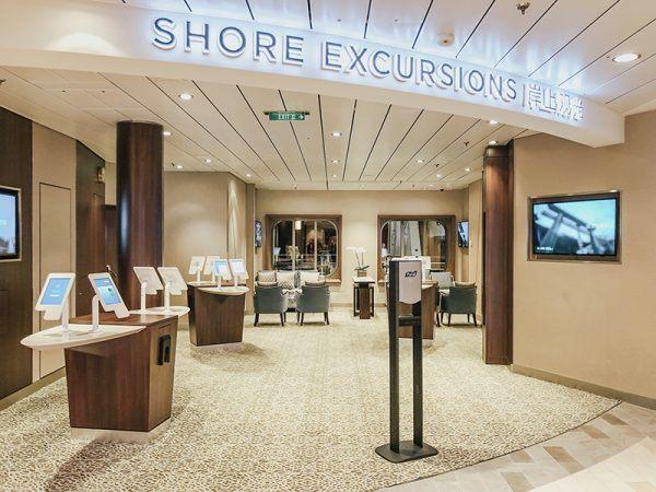 shore excursion