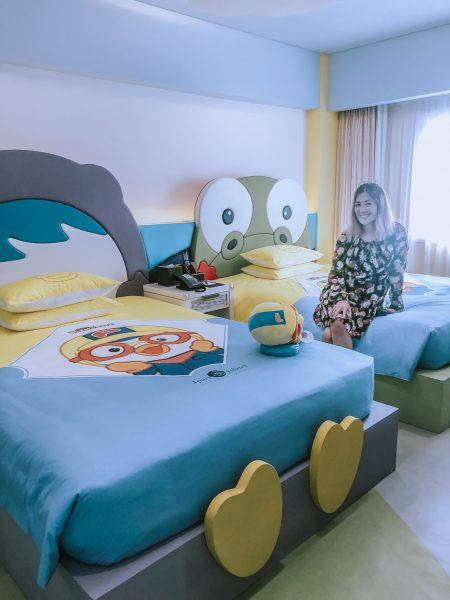 Jpark Island Poporo Theme Suite